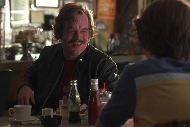 Philip Seymour Hoffman as Lester Bangs