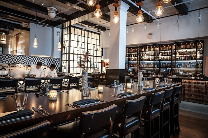 Raymi Tables and Bar
