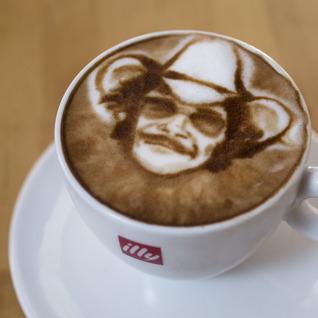 Dallas Buyers Club Latte Foam