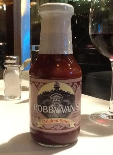 Bobby Vans Steak Sauce