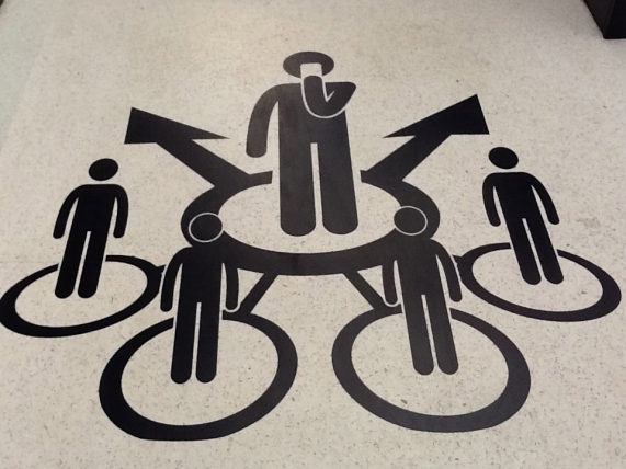 Disown Floor Icon