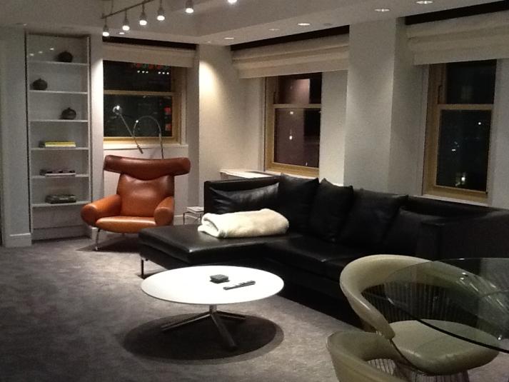 Executive Suite Livigg Area