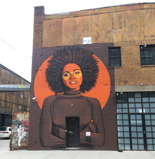 Paula Almeida Mural