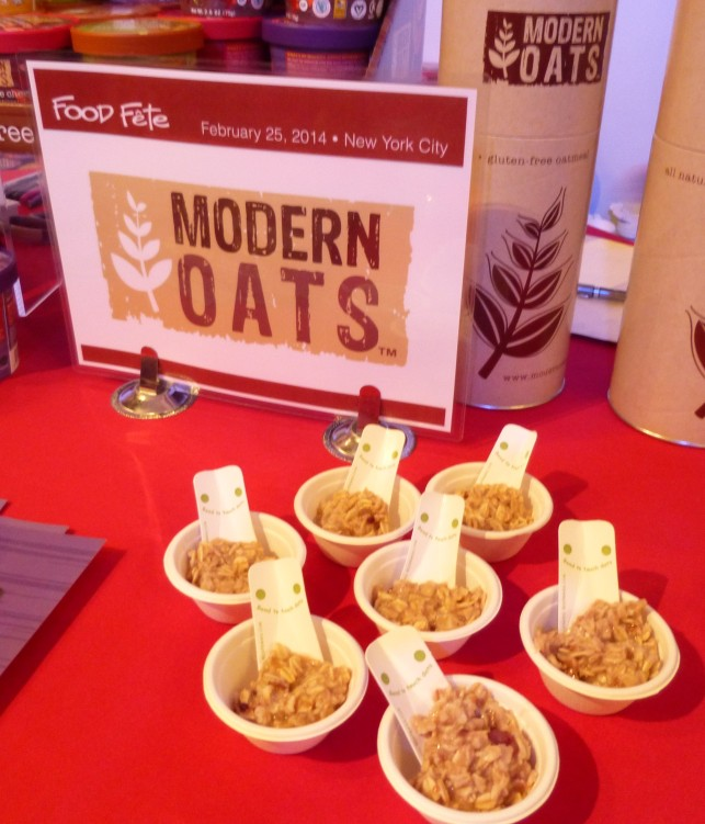 Modern Oats Dsiplay