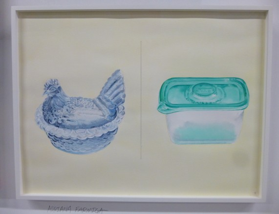 Food Containers by Adriana Farmiga