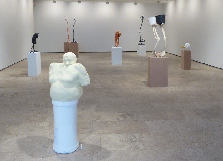 Erwin Wurm Gallery View