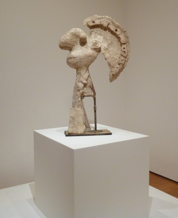 Pablo Picasso Head of a Warrior