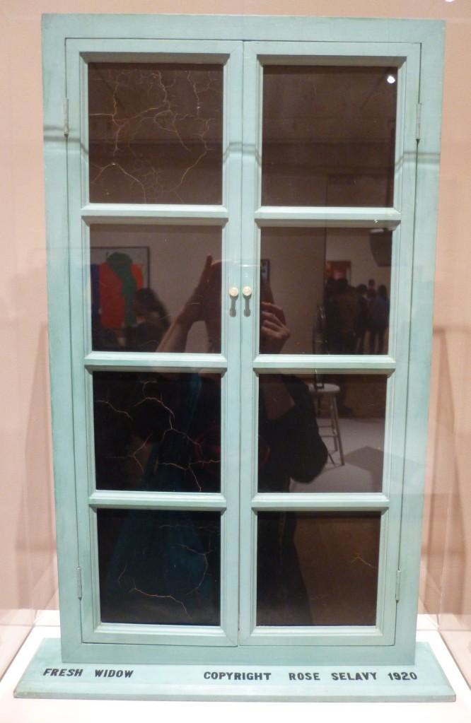 Marcel Duchamp Fresh Widow