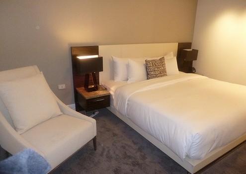 Row Hotel Suite Bedroom