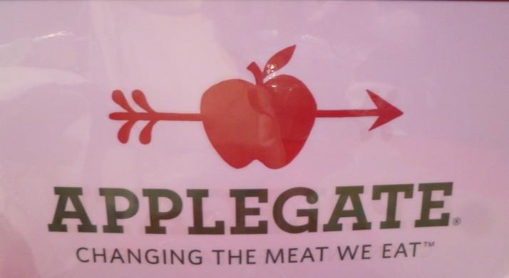 Applegate Signage
