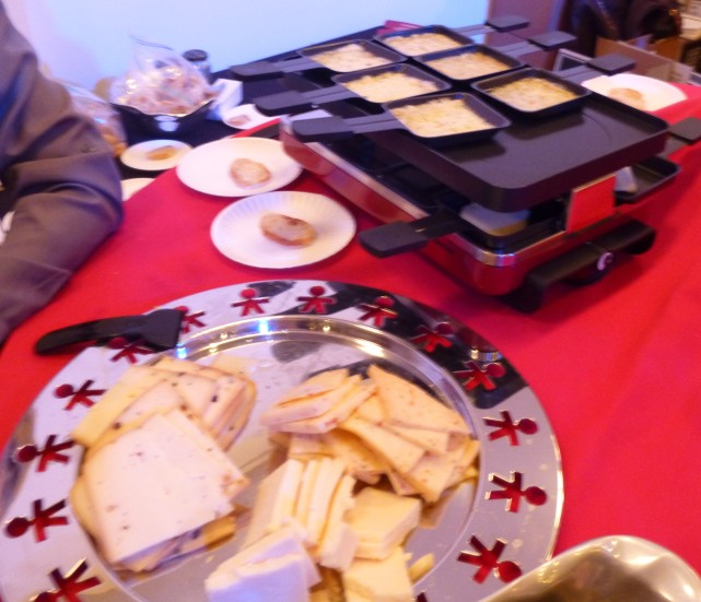Roth Raclette Melting
