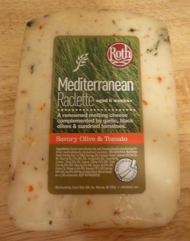 Roth Mediterranean Raclettte