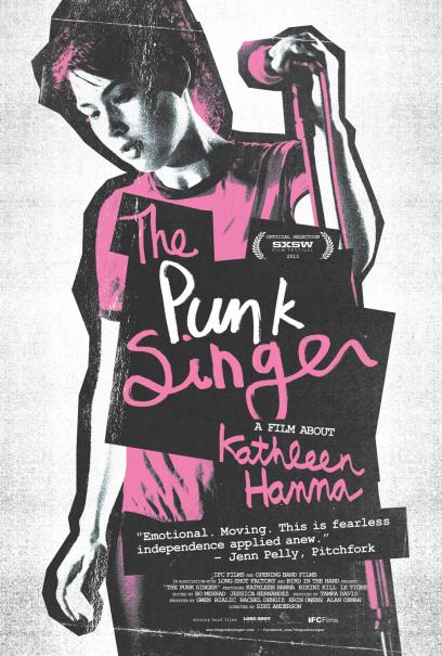 The Punk Singer DVD Cover