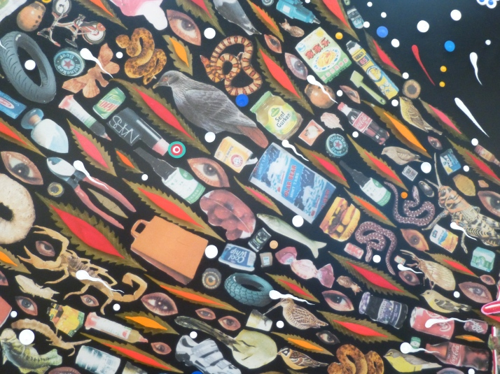 Fish Spew Detail