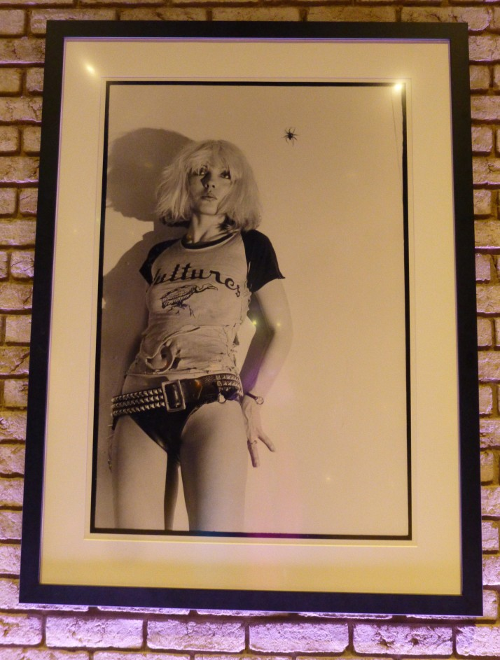 Debbie in Undies