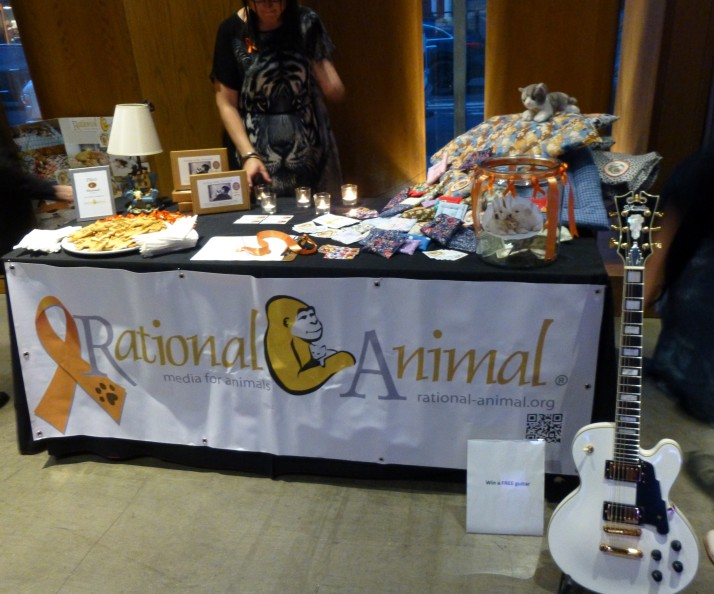 Rational Animal Booth