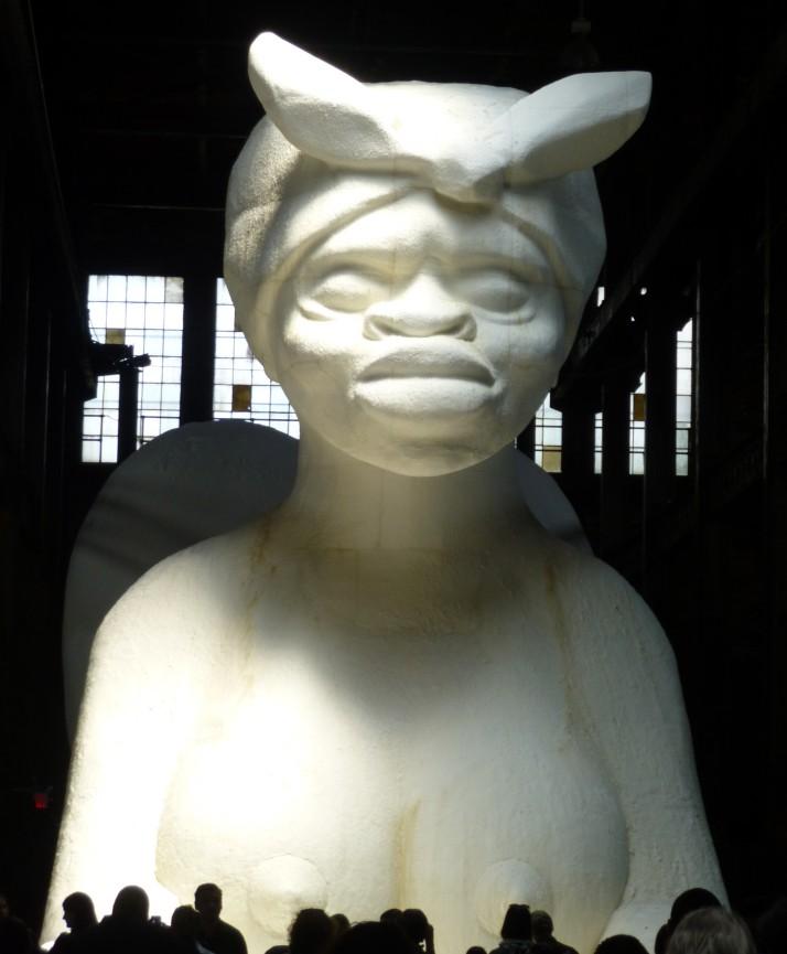 Kara Walker Sugar Sphinx