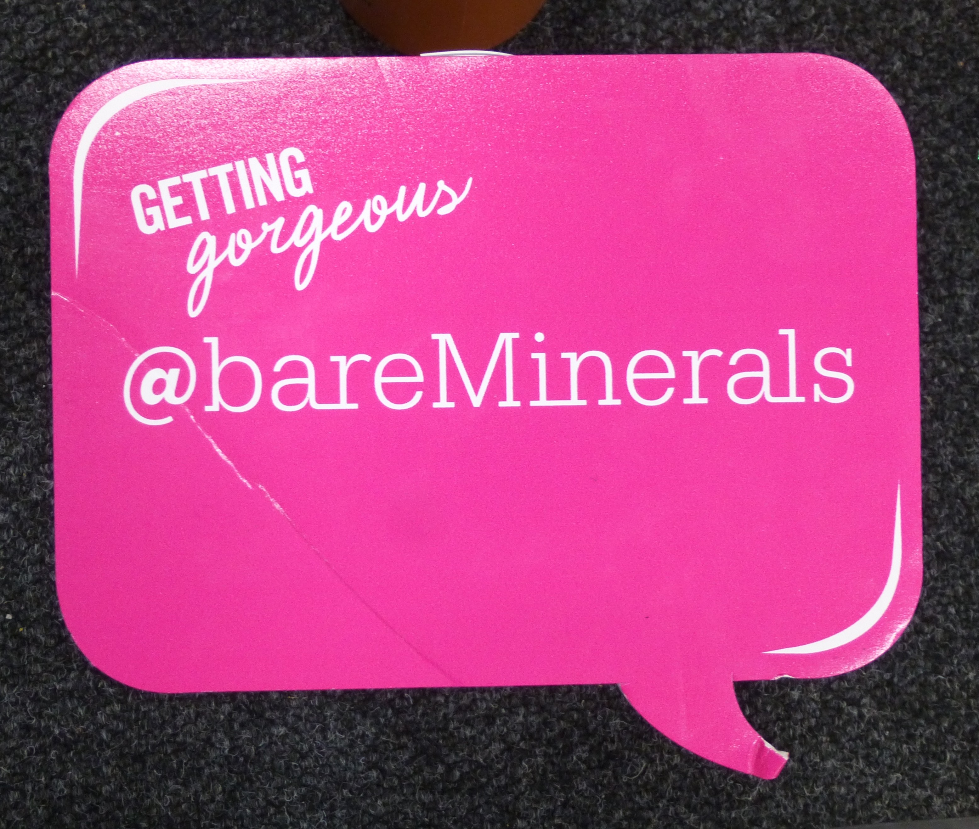 May 2014 the worley gig bare minerals on twitter biocorpaavc Images