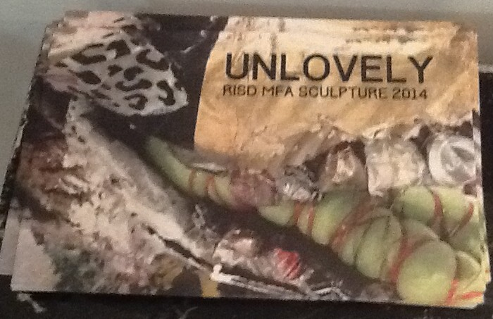 Unlovely Brochure