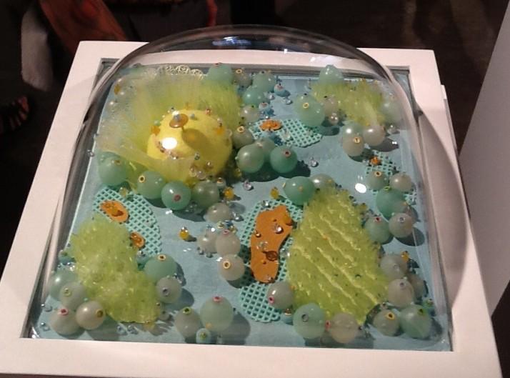 Sally Curcio Bubble Sculpture Atlantis