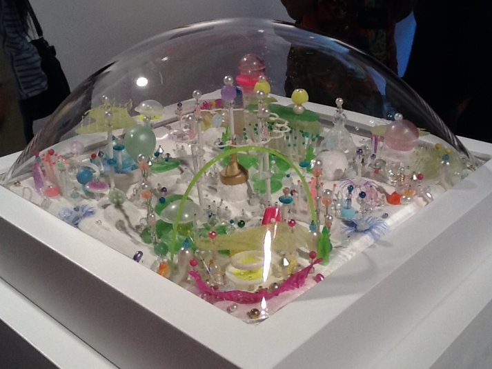 Sally Curcio Bubble Sculpture