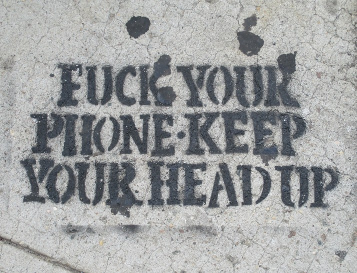 Fuck Your Phone