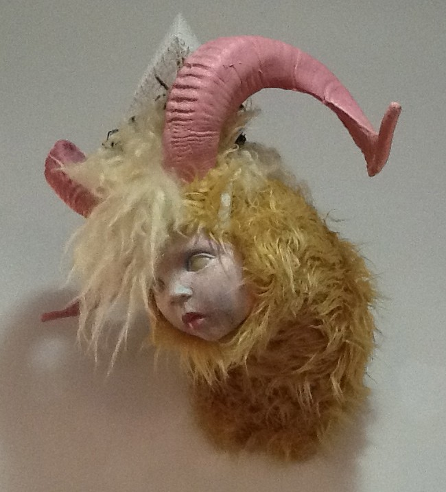 Child Faced Ram