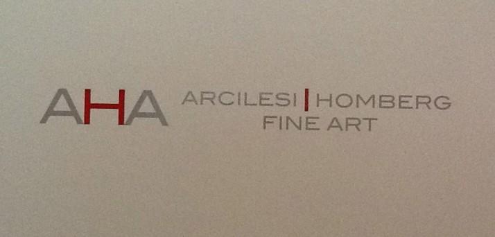 Arcilesi Homberg Fine Art Signage