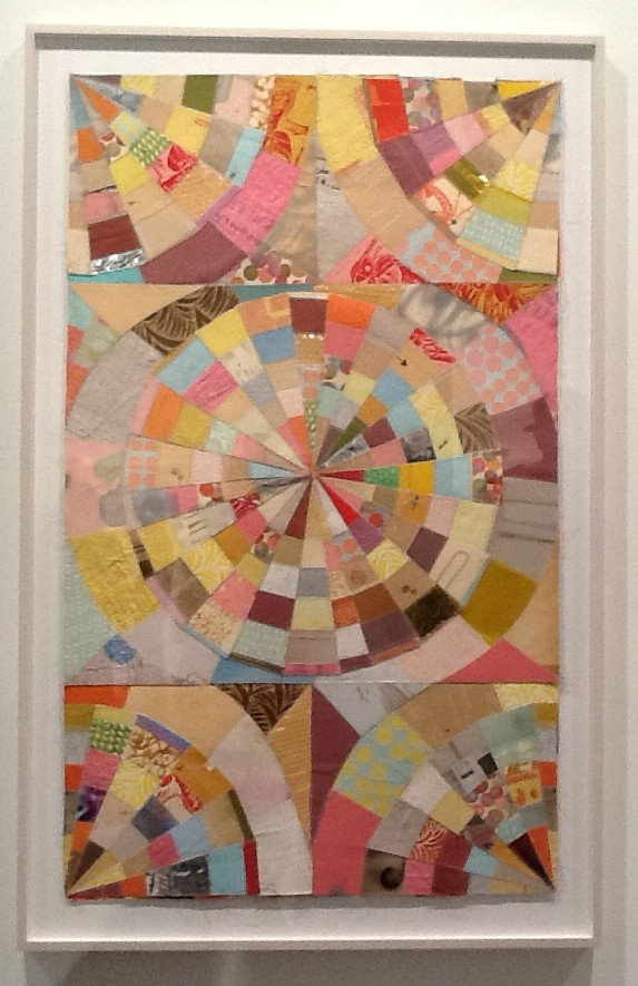 Thomas Campbell P-wheel Quilt