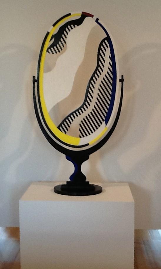 Lichtenstein Mirror