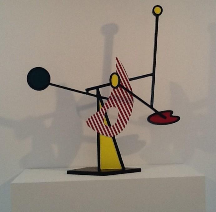 Lichtenstein Mobile