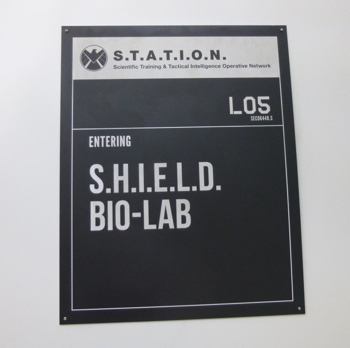 Shield Bio Lab