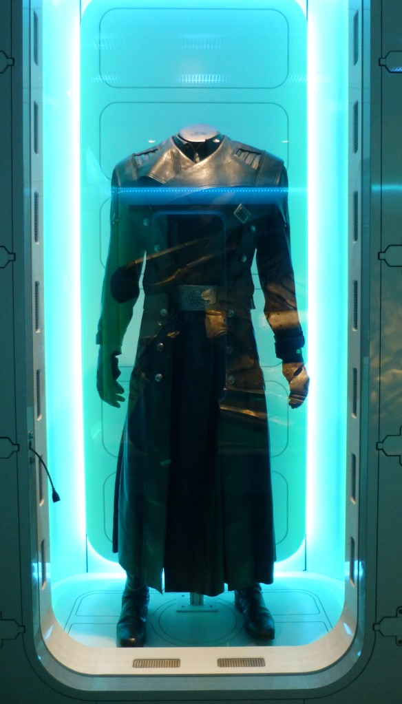 Avengers Trench Coat Costume