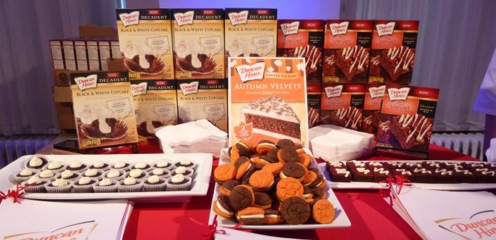 Duncan Hines Dessert Mixes