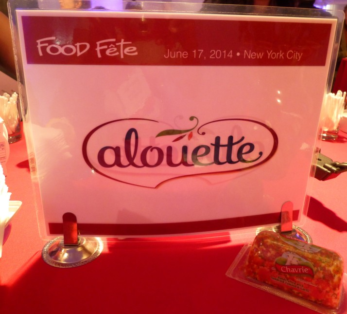 Alouette Soft Cheeses Signage