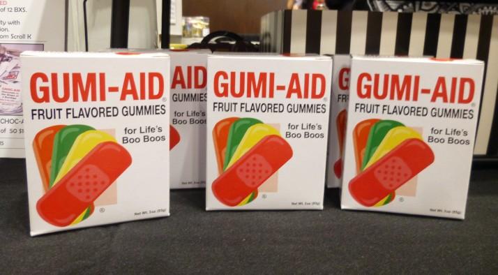Gummi Bandages