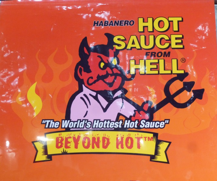 Hot Sauce from Hell