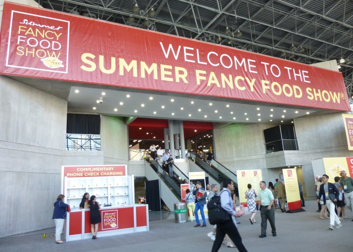 Summer Fancy Food Signage