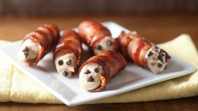 Bacon Canoli
