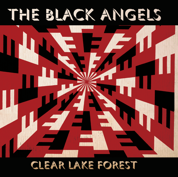 Black Angels CD Cover