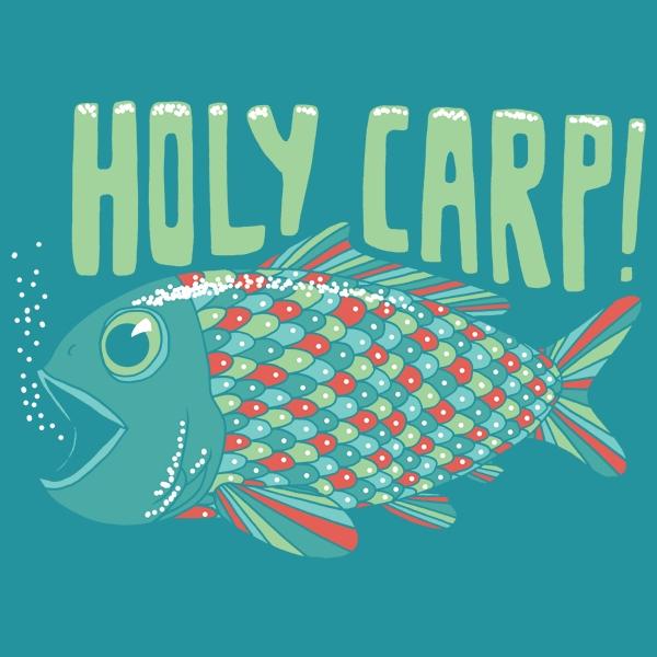 Holy Carp T Shirt
