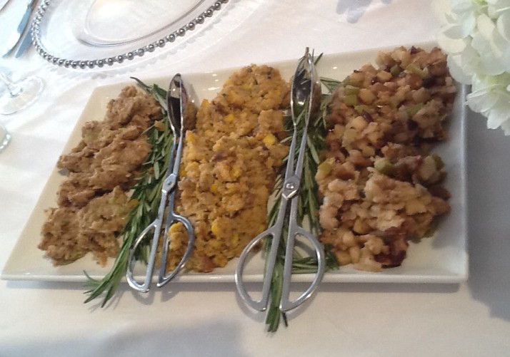 Three Kinds of Stuffing