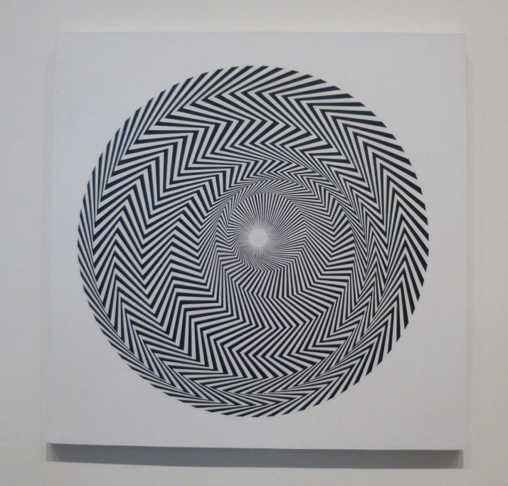 Bridget Riley Blaze 1
