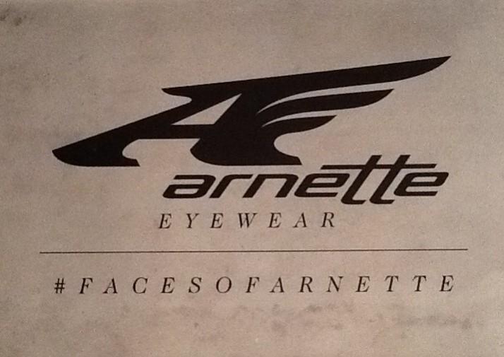 Arnette Signage