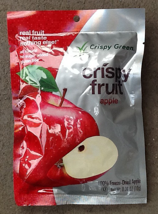 Crispy Fruit Apple