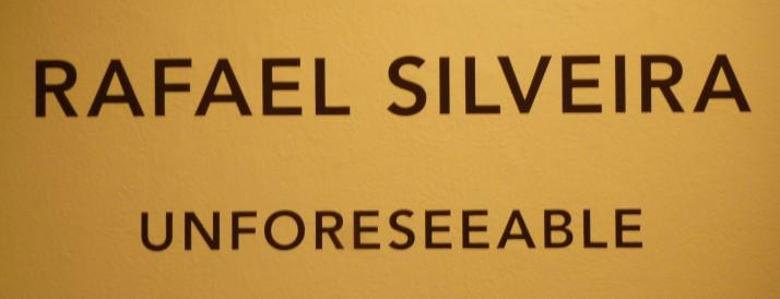 Rafael Silveira Exhibit Signage