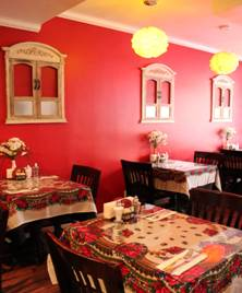 Love Cafe Interior