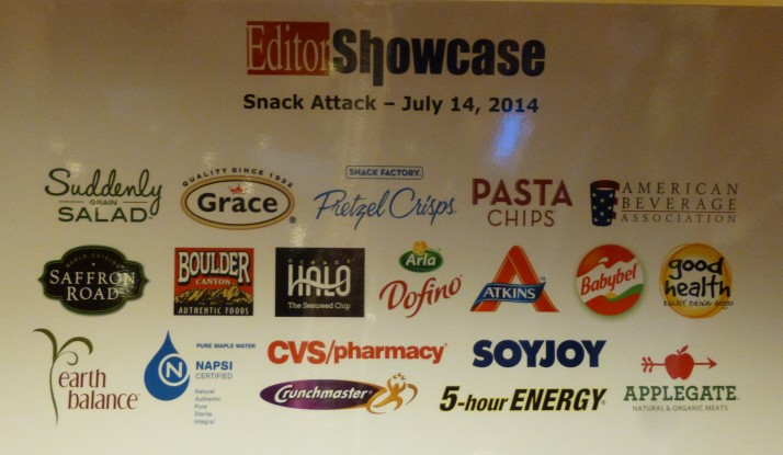 Editor Showcase Brands