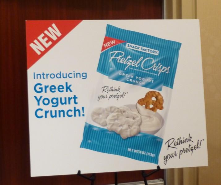 Greek Yogurt Pretzel Chips
