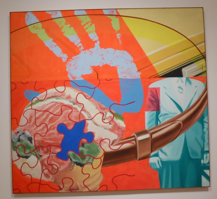 James Rosenquist Volunteer